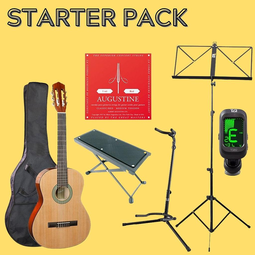 Half Size Guitar Start Pack For Children